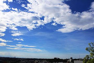 空のフリー写真画像素材イラストフォト